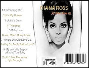 Diana Ross is the queen back