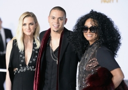 evan-ross-diana-ross-ashlee-simpson-getty-images-jason-merritt