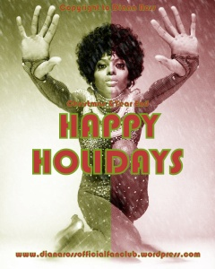 Happy Holidays Diana Ross solo