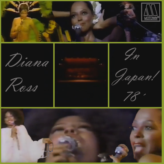 Diana Ross In Japan! 78´ 3
