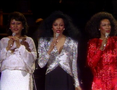 The Supremes Reunion at Motown 25