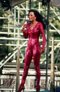 Diana Ross in Central Park (Day 2)