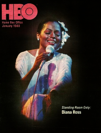 Standing Room Only: Diana Ross (theatrical poster)