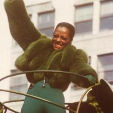 Diana Ross at the Big Apple