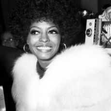 Diana Ross at the Image Awards