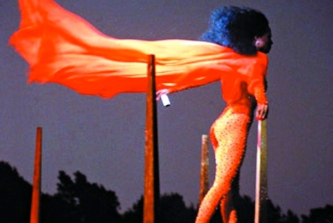 Diana Ross in Central Park (Day 1)