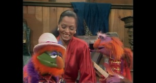 Diana Ross at The Muppet Show