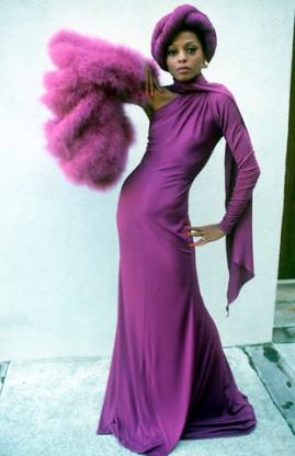 Diana Ross in Mahogany
