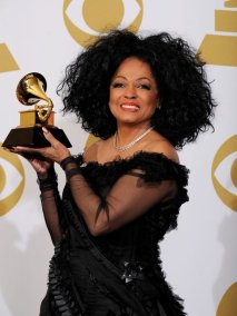 Diana Ross at Grammys