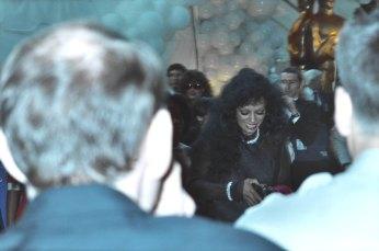 Diana Ross at the Oscars 1990