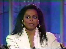 Diana Ross at The Arsenio Hall Show