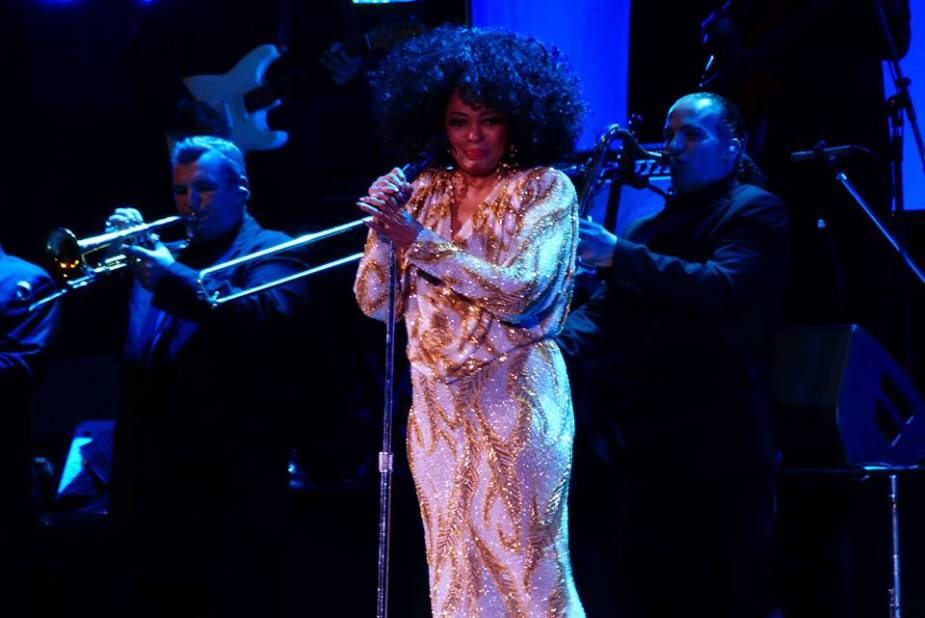 Diana Ross in Argentina