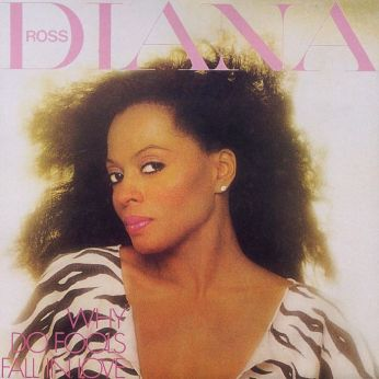 Why Do Fools Fall In Love (first Diana´s album on RCA Recods