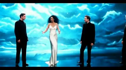 Diana Ross and Westlife perform When You Tell Me That You Love Me