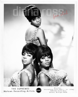 Portrait of The Supremes 1964