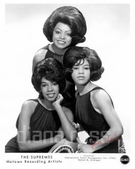 Portrait of The Supremes 1965