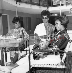 The Supremes in Ontario, Canada 1966