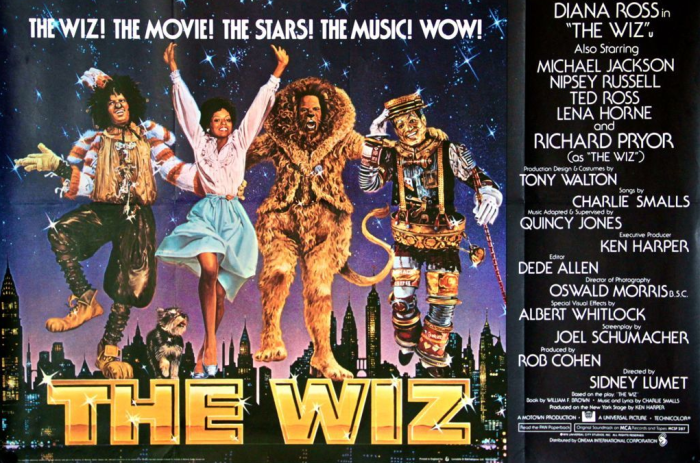 poster the wiz