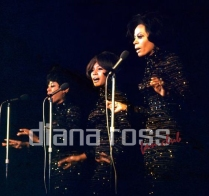 Diana Ross & The Supremes live in Copenhagen (1969)