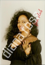 Diana Ross in the early 90s