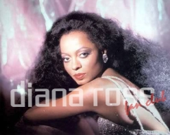 Diana Ross in 1983
