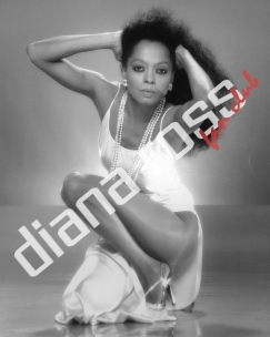 Dina Ross in the mid-80s
