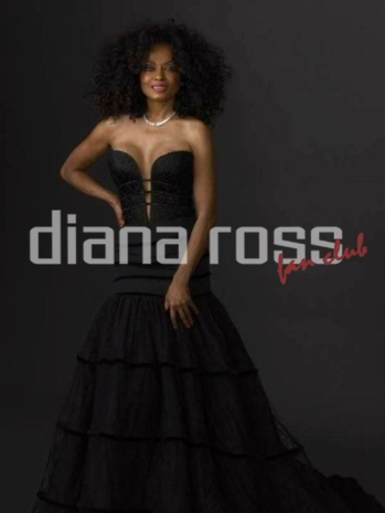 Diana Ross in 2003