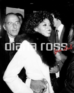 Diana Ross in 1974