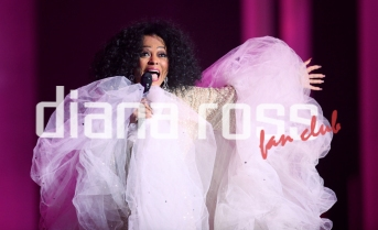 Diana Ross at the Nobel Peace Prize Concert in 2008