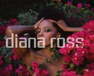 Diana Ross in 1985